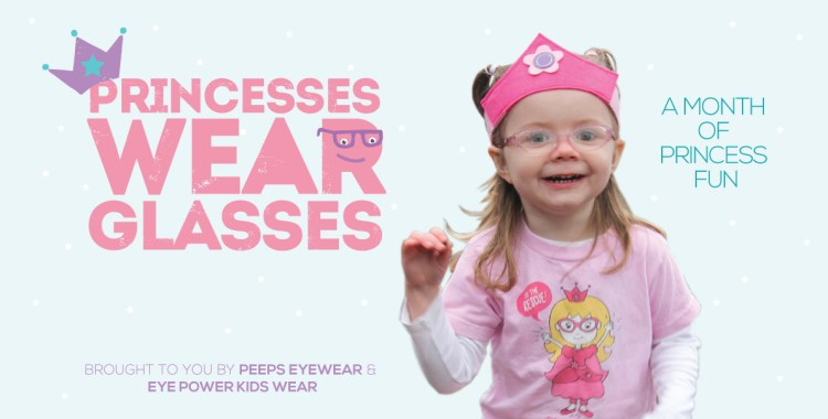 Princesses Wear Glasses
