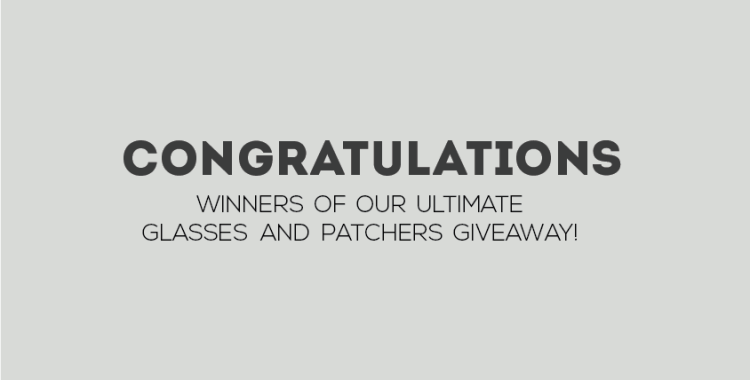 Ultimate Giveaway Winners