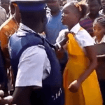 Jamaican Police Beating School Girl Caught On Tape