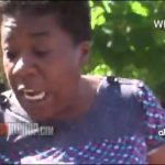 Woman Arrested for Attacking Reporters With Rock, Baseball bat and Two Pit Bulls