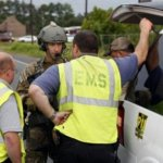 Hostages Shot and Killed in Louisiana Bank Heist