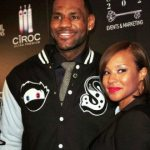 NBA Star LaBron James Now A Married Man