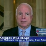 Sen. John McCain – The Teaparty Republicans Did It