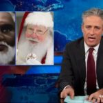 Jon Stewart Takes On Fox's Assertion that Santa is White – Video