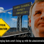 Heavy Traffic: Christie Takes It From the Bridge