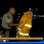 Firefighter Responds to Car Accident, Gets Handcuffed by Cop – Video