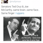 This Joe McCarthy / Ted Cruz Comparison is Right on Point