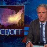 "Jon Stewart Slams Fox News for Their Dumb ""Reporting"" on Mike Brown Shooting"