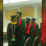 Here is Michael Brown at His High School Graduation – Video