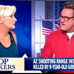 Joe Scarborough Criticizes Decision to Put an Uzi In The Hands of a Nine Year Old