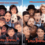 The Little Rascals Then and Now – PIC