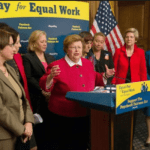 For The Fourth Time,  Republicans Blocked Equal Pay for Women
