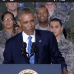"President Obama at McDill – ""No American Boots on the Ground"" – Video"