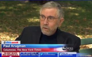 paul krugman consequential