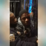 New York Police Cracks Man In The Head for Skipping Train Fare – Video