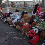 "Ferguson's Police Officer Calls Brown Memorial ""A Pile of Trash"""