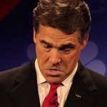 Rick Perry Admits that He is an Old, Unattractive Candidate for President