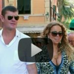 Mariah Carey Shows Off Her New Man – Video