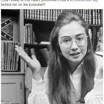 Right Wing Posting Fake Picture of Hillary Clinton with Confederate Flag – PIC