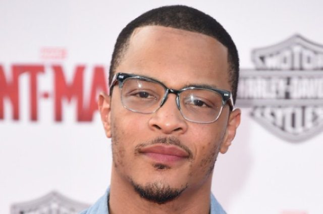 HOLLYWOOD, CA - JUNE 29:  T.I. arrives at the Los Angeles Premiere of Marvel Studios 'Ant-Man' at Dolby Theatre on June 29, 2015 in Hollywood, California.  (Photo by Jason Merritt/Getty Images)