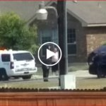 Man With His Hands Raised is Shot and Killed by Texas Police – Video