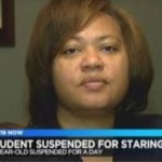 Black Boy Suspended from School for Staring at White Girl – Video