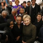 Flint Residents Say Hillary Clinton's Visit was All About Politics