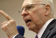"""Rafael Cruz speaks during a tea party gathering Friday, Jan. 10, 2014, in Madisonville, Texas. The father of U.S. Senator Ted Cruz has turned some heads by calling for sending Barack Obama """"back to Kenya"""" and dismissing the president as an """"outright Marxist"""" out to """"destroy all concept of God."""" (AP Photo/Pat Sullivan)"""