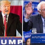 Trump Backs Out of Debate With Sanders – #ChickenTrump is Trending
