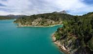 Barrage montagne Sainte Victoire