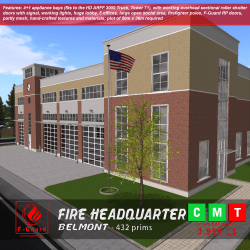 F-Guard Belmont Fire HQ