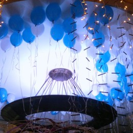 heliova balonky