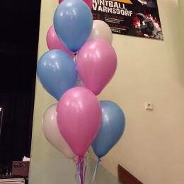 Héliové balonky