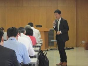 20150915中央区・東京商工会議所中央支部共催セミナー6