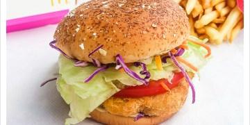 [麥當勞] 凱薩田園脆雞堡