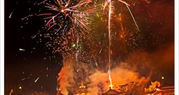 [花蓮吉安] 勝安宮 | 元宵節賞花燈猜燈謎, 一年一度的節慶活動!