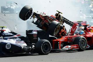 Spa 2012 start