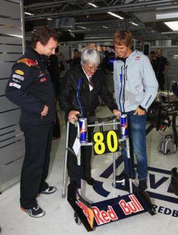 Happy Birthday Bernie Ecclestone