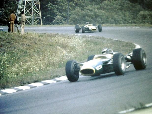 Clark—USGP 1967