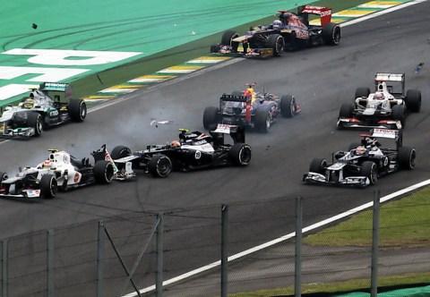 Brazil 2012 start