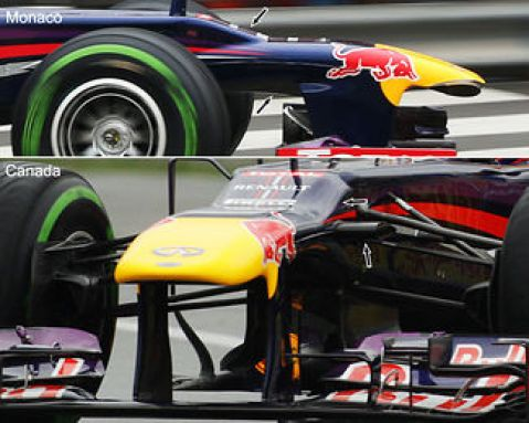 RB9 Nose