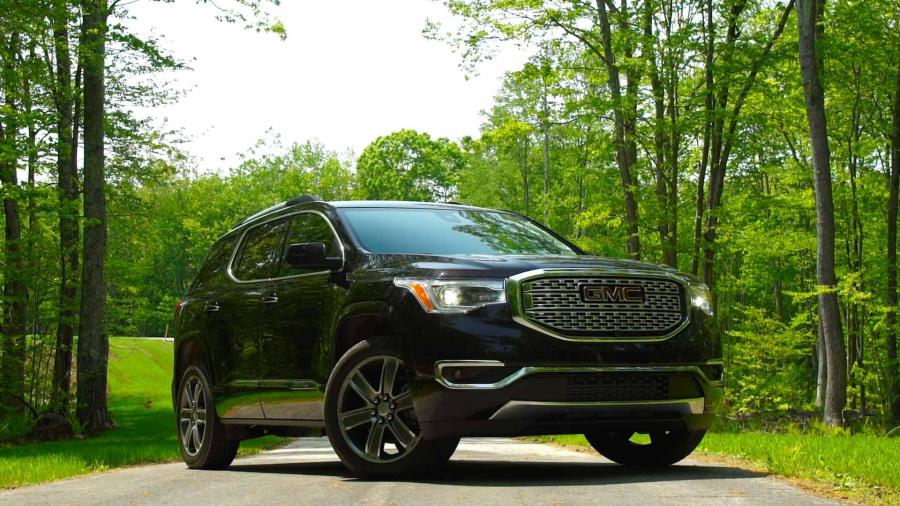 2018 GMC Acadia Reviews  Ratings  Prices   Consumer Reports
