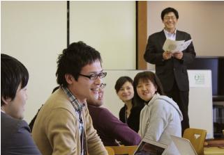 福祉留学プログラムの企画・運営