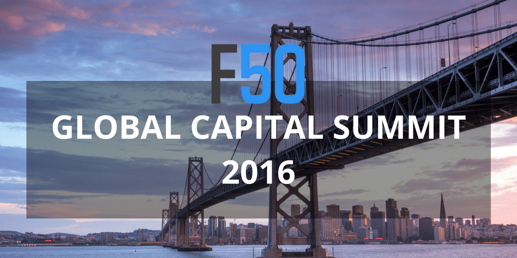 GLOBAL CAPITAL SUMMIT2016