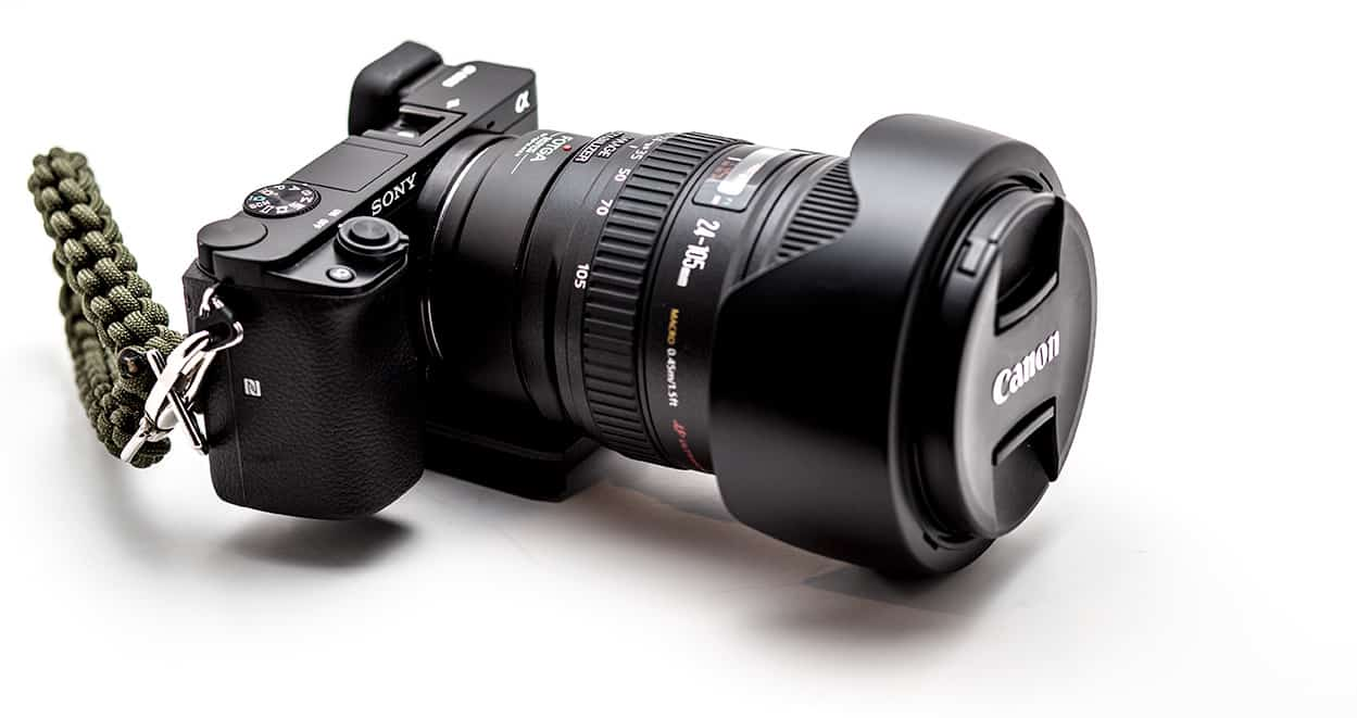 Fullsize Of Nikon To Canon Lens Adapter