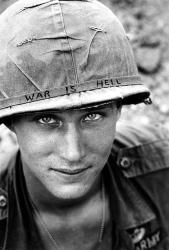 Ukjent soldat, Vietnam, 1965