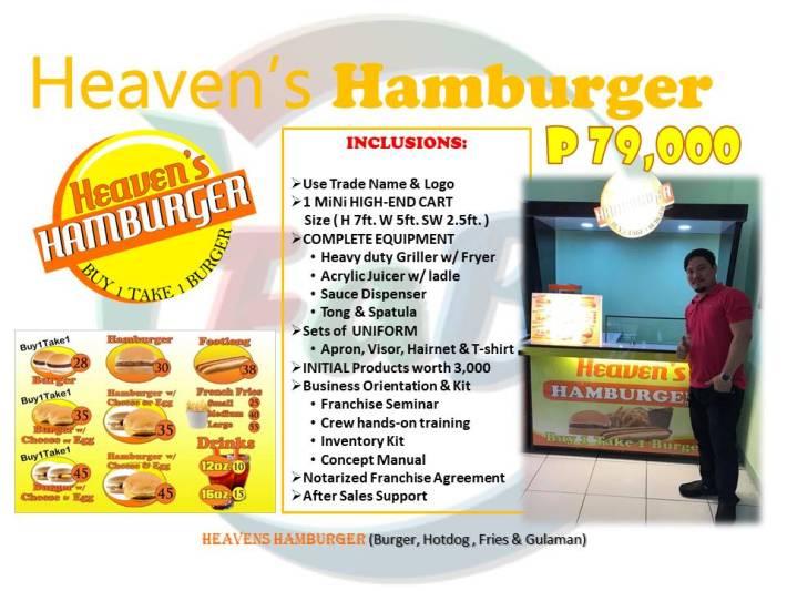heavens hamburger