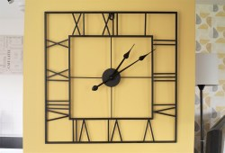 Small Of Large Square Clocks For Walls
