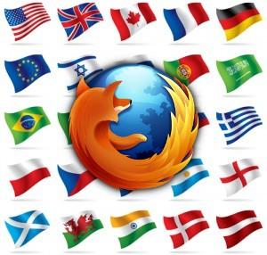 Firefox Multilangues