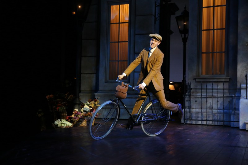 My Fair Lady - Guthrie Theatre - Tyler Michaels - Photo; Joan Marcus